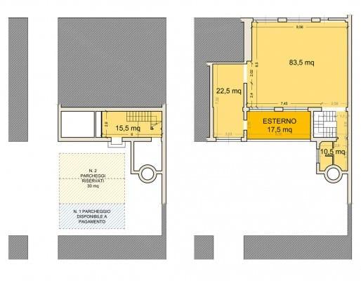 Planimetria Spazio PH 14