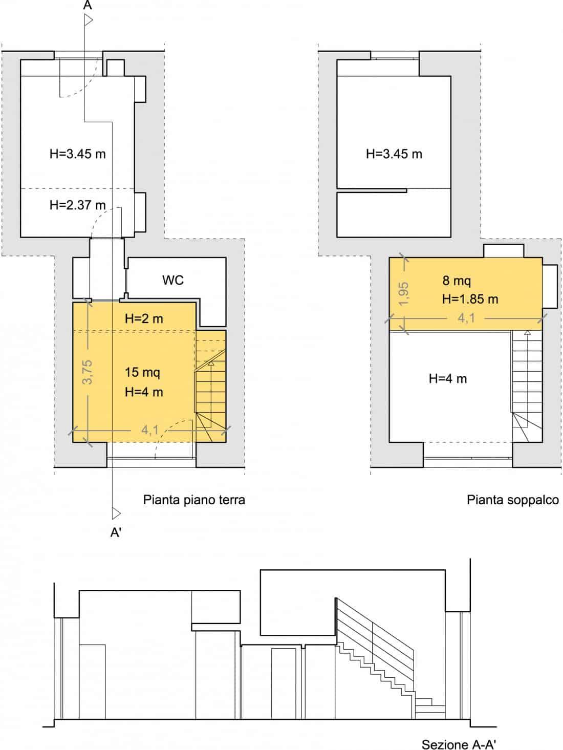 Planimetria Ufficio
