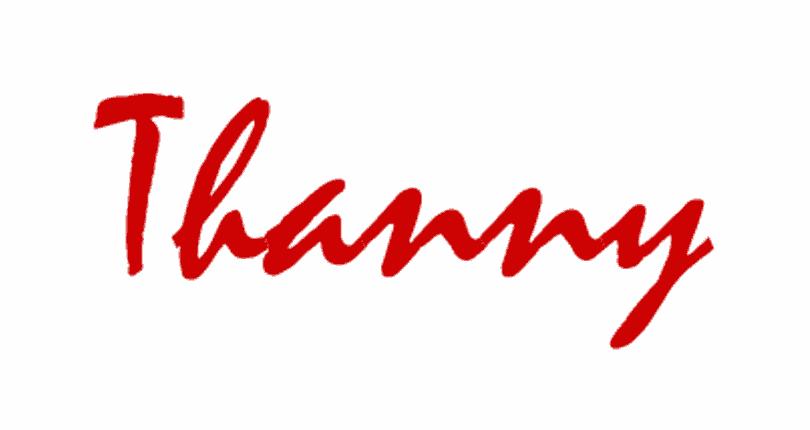 Thanny – MILANO FASHION WEEK 2018