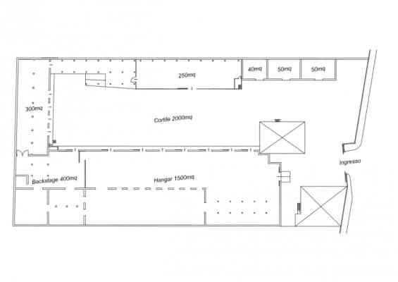 Planimetria T6000