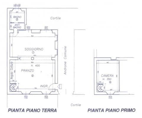 Planimetria Space 26