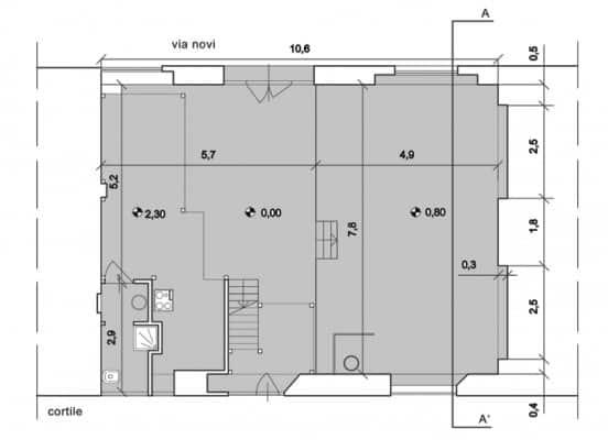 Planimetria Studio
