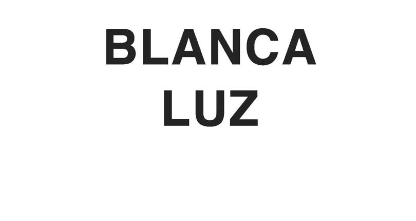 BLANCA LUZ – Moda donna Settembre 2017