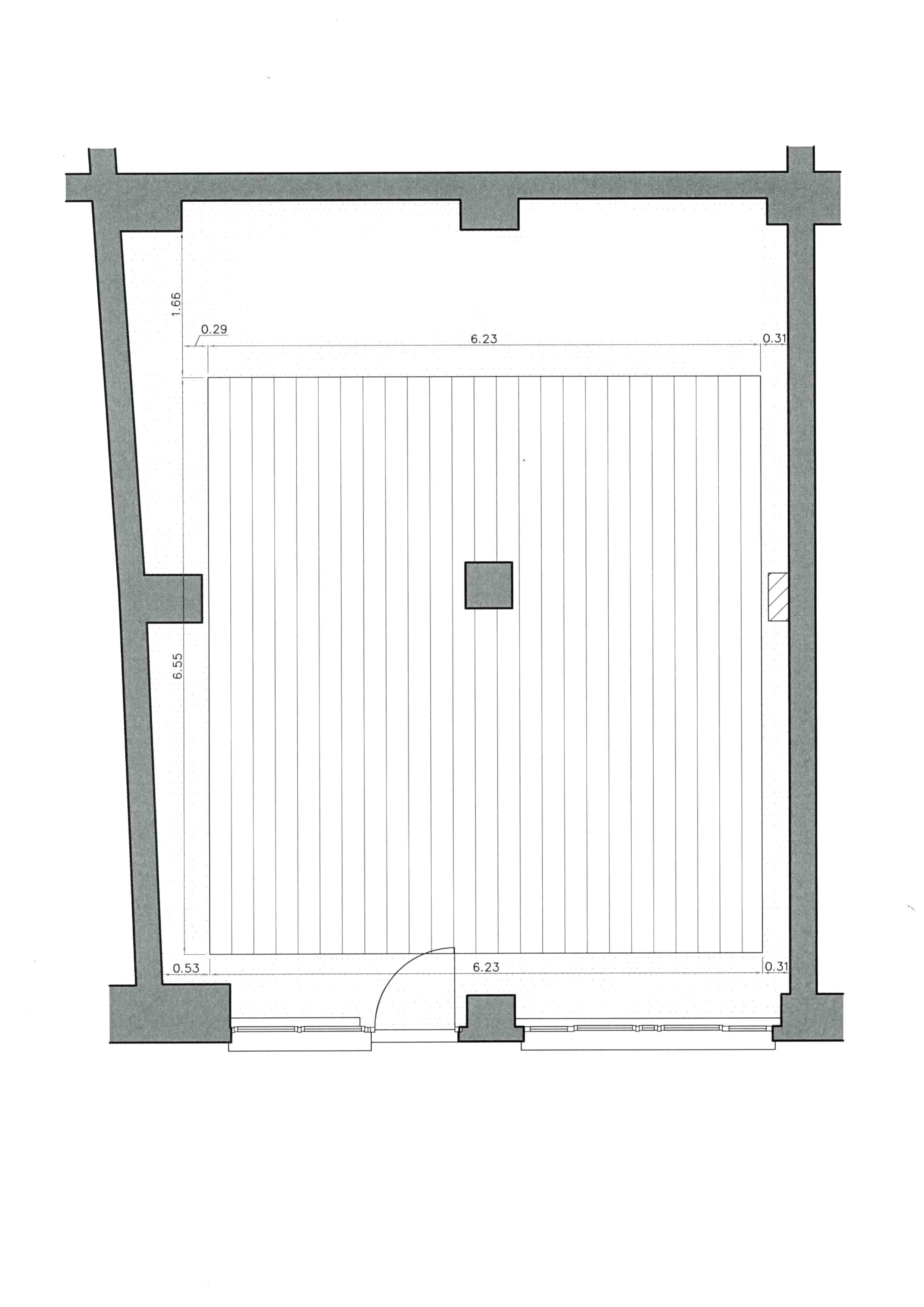 Planimetria Casa T