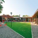 Spazio BBQ giardino
