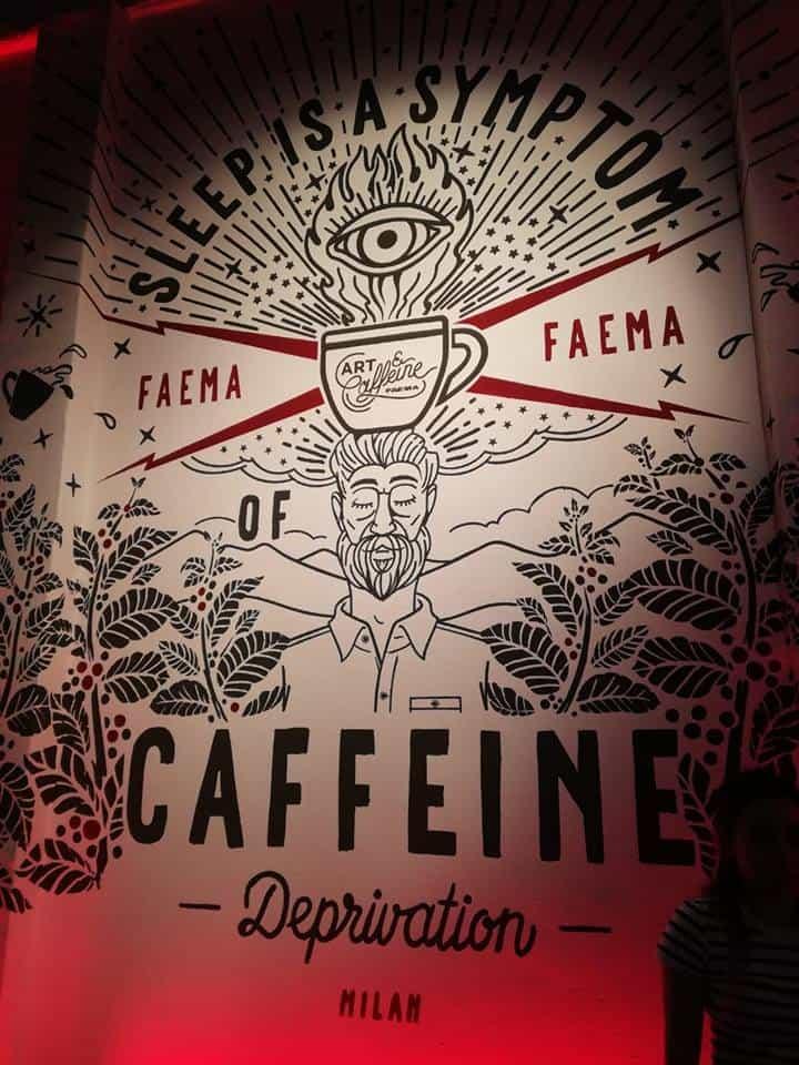 """Inaugurazione Faema Flaship Store """"Art & Caffeine"""""""