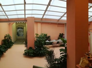 Garden House Atrio