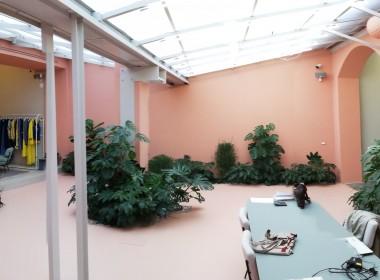 Garden House Panoramica