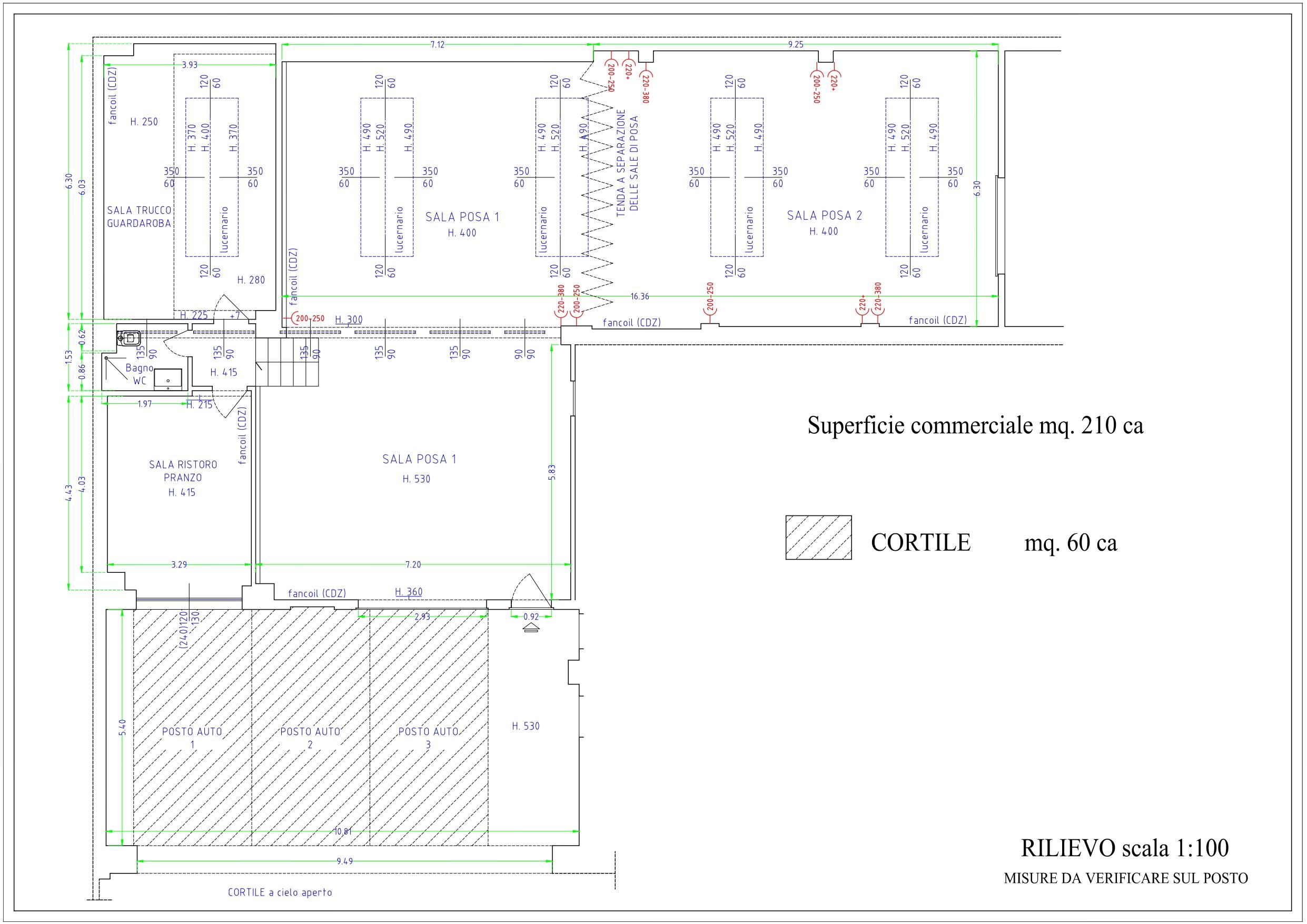 Planimetria Tecnica_Photo Space