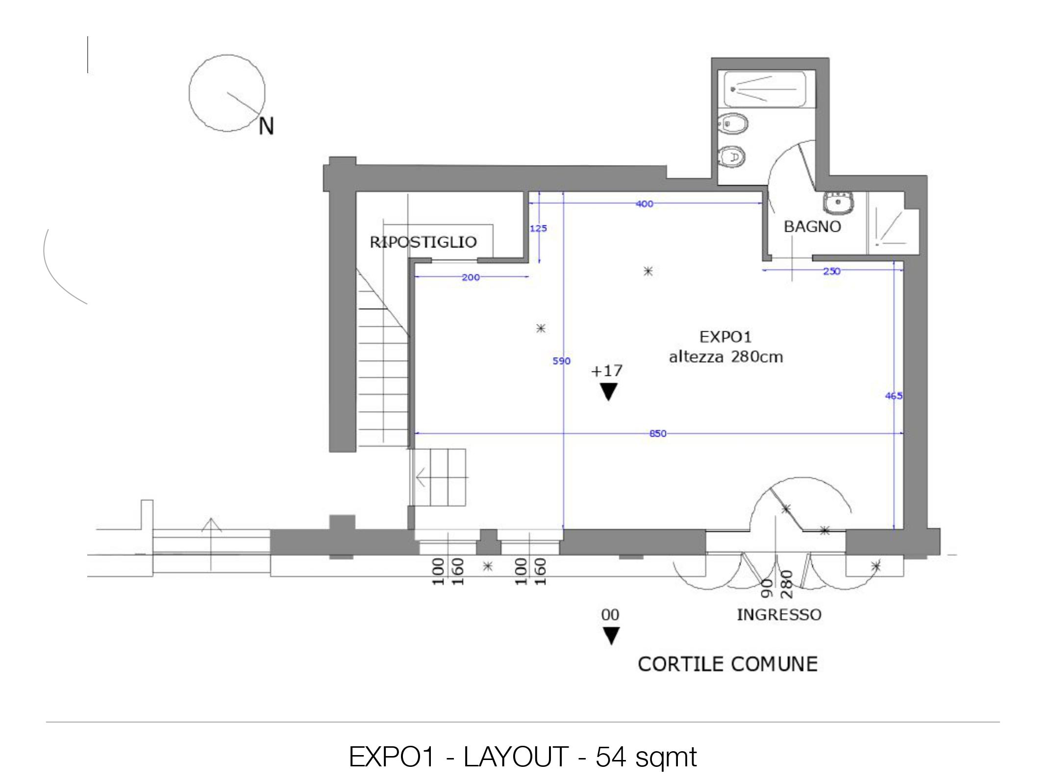 Opificio 31 - Hope'n Space Plan